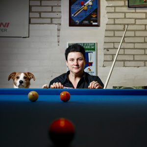 Therese Klompenhouwer - Ladies Billiards