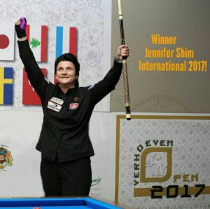 2017 Jennifer Shim International Tournament
