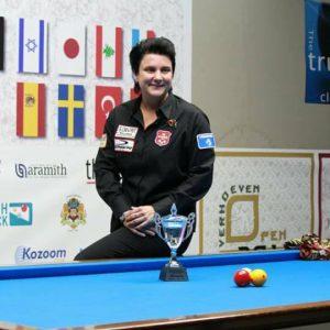 2017 Winner Jennifer Shin International Tournament