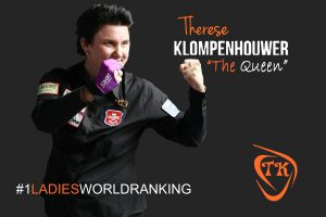 Therese Klompenhouwer fights herself back into the Buffelo legue