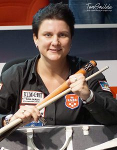 Derde Wereldtitel Therese Klompenhouwer - World Champion - Izmir