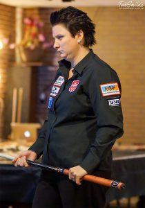 Therese Klompenhouwer In Actie NK 2018 Ton Smilde - Dutch championship