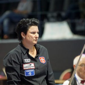 Therese Klompenhouwer - LAusanne Masters