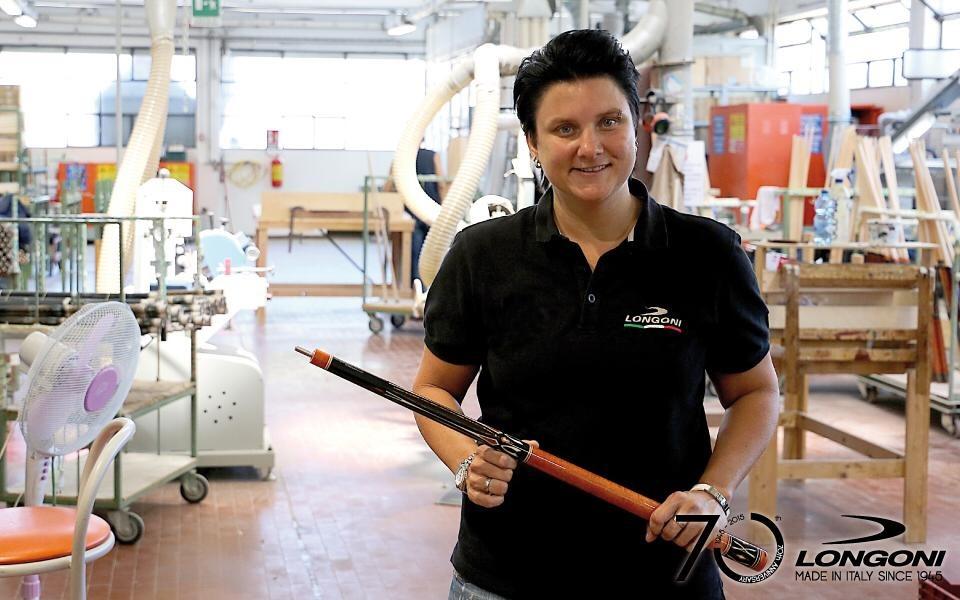 Longoni Factory - Sensazione - Therese Klompenhouwer