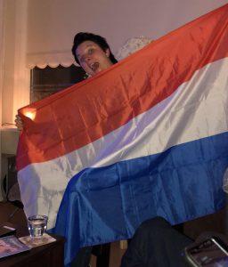 Therese Klompenhouwer - EK dames driebanden - EC