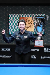 Therese KLompenhouwer - Grand Prix -